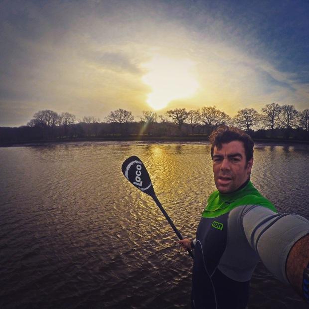 Louis Kirchell sunrise training