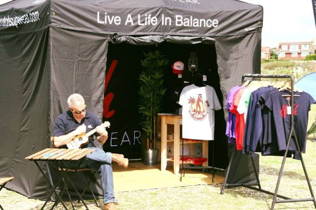 Live a life in balance - Hutch SUP Wear