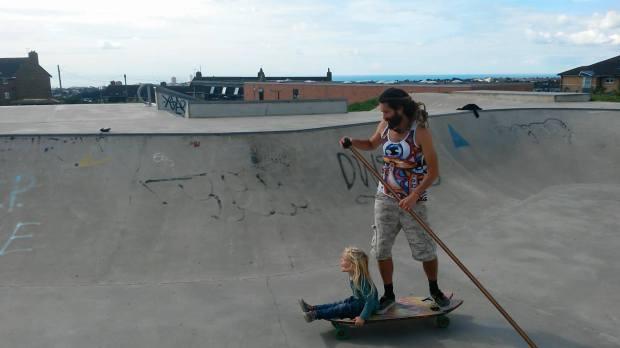 Dan Carroll and offspring