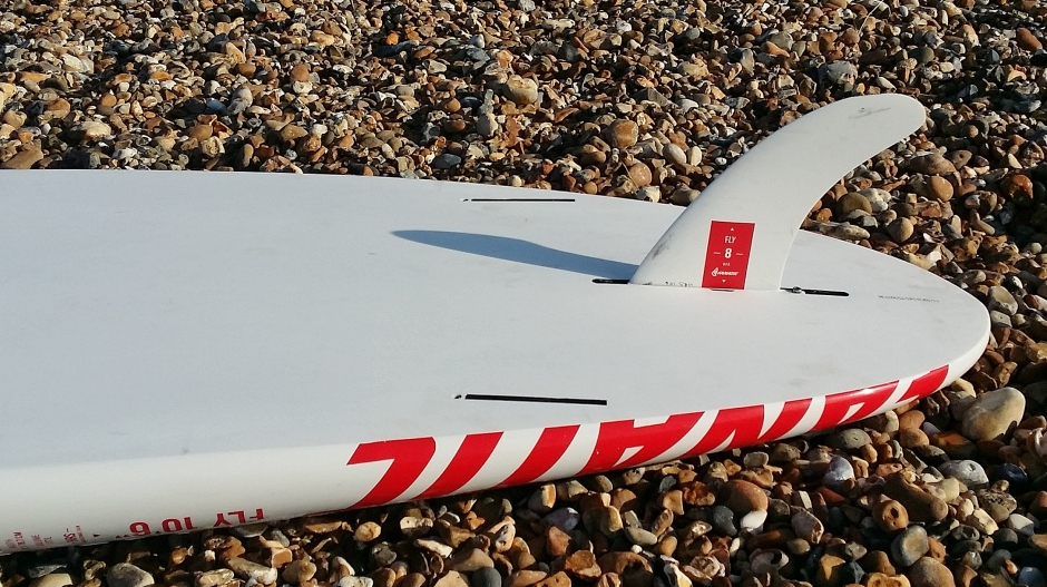 Fanatic Fly HRS 10.6ft fin config