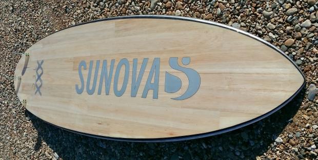Sunova Soul hull