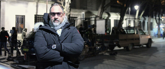 Carl Prechezer director