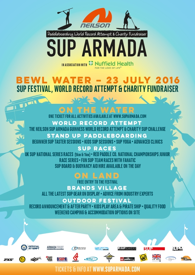 Neilson SUP Armada 2016 Poster (High Res)