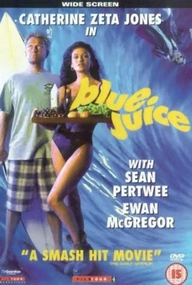 Bliue Juice movie poster