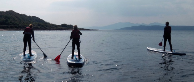 SportScotland Sea Kayak & SUP Symposium 12th-14th Aug 2016
