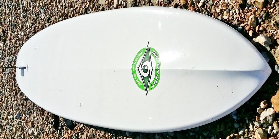 BIC Cross hull profile