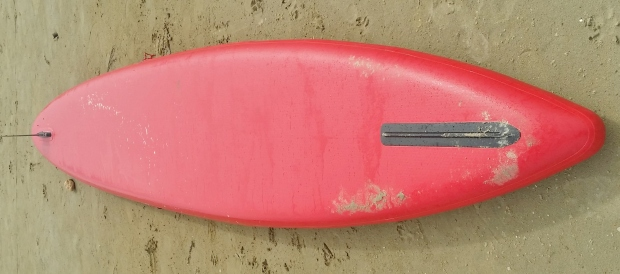 Red Paddle Co Elite 12.6ft hull profile