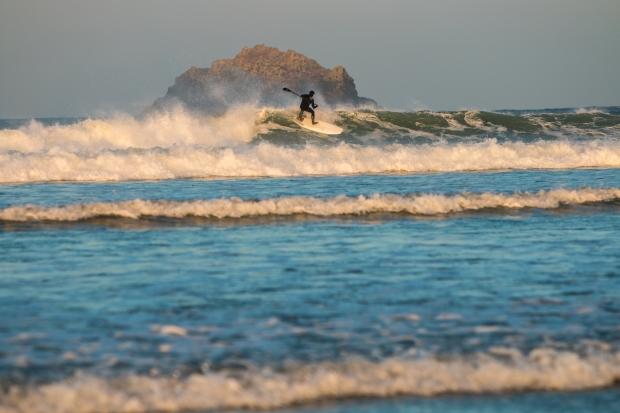 Alex Murray winter waves
