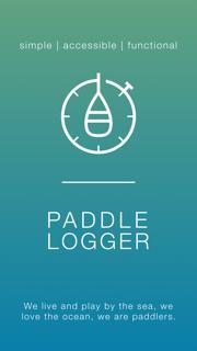 Paddle Logger app