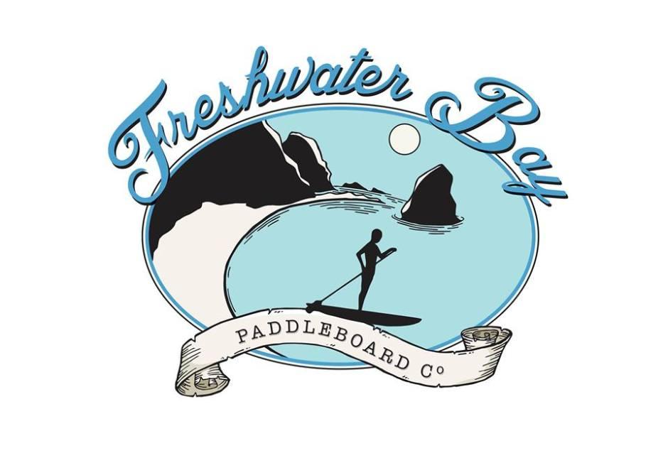 Freshwater Bay Paddleboard Co logo