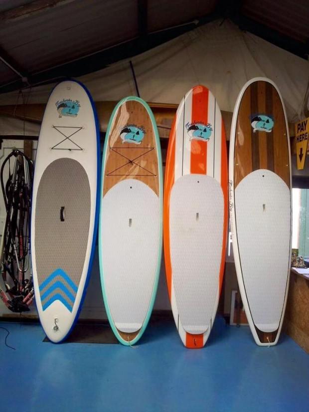 Freshwater Bay Paddleboard Co range