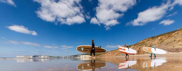 Freshwater Bay Paddleboard Co