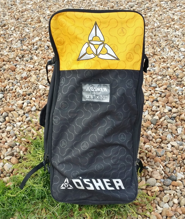 O'Shea 12.6ft GTR 2017 bag