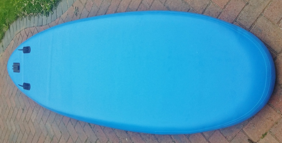 Freshwater Bay Paddleboard Co inflatable hull