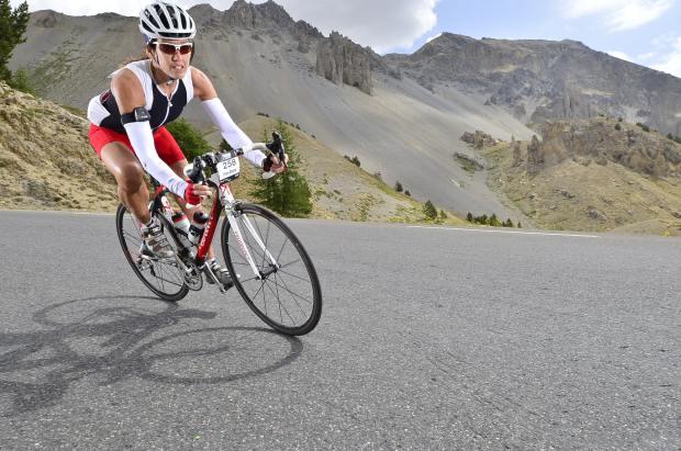 Fran Blake cycling #2