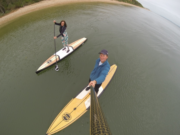 Fatstick race SUP comparison