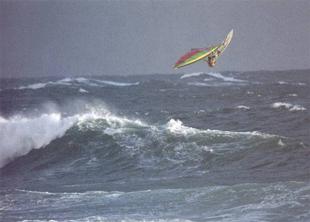 Classic Tiree rocket air