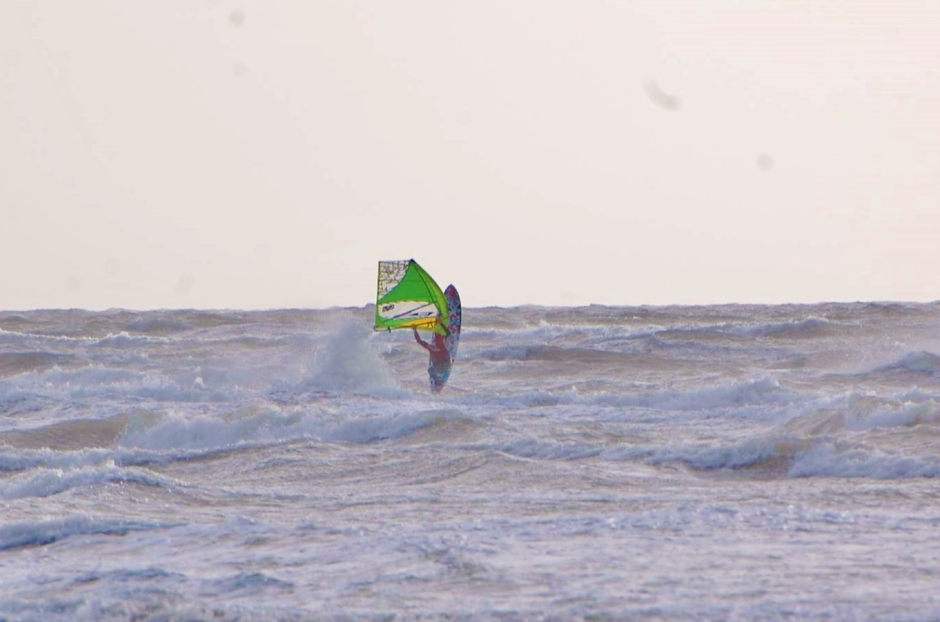 Ian Kraft Camber jump