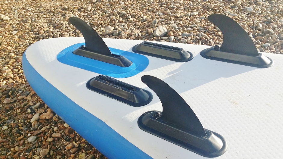 McConks 10.8ft fin configuration