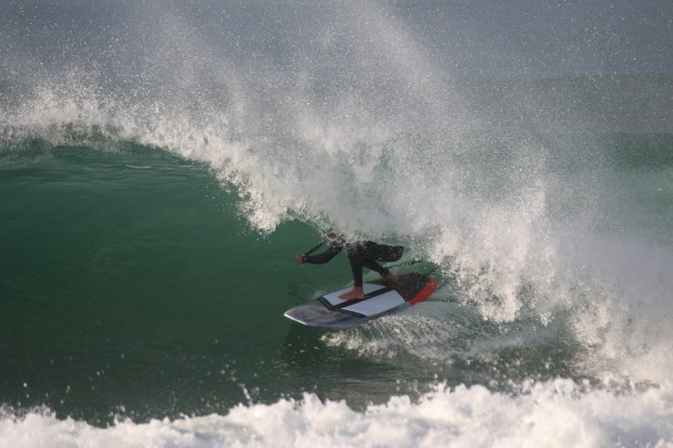 French SUP barrel #3