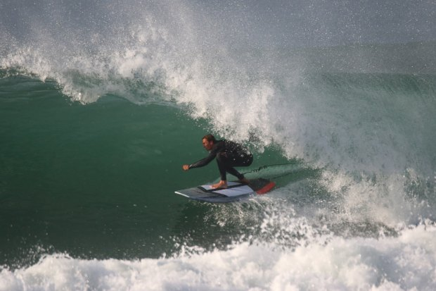 French SUP barrel #4