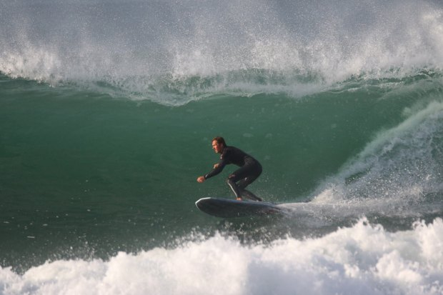 French SUP barrel #5