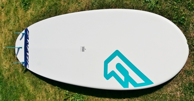 Fanatic Stylemaster 9ft hull