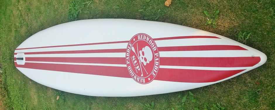 Redwood Funbox Pro 12.6ft hull