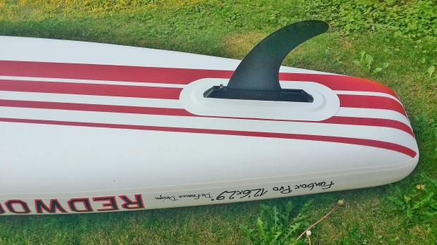 Redwood Funbox Pro fin configuration