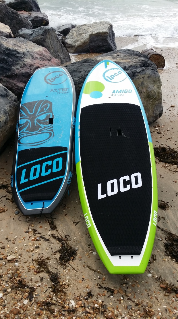 Loco Aztec and Amigo
