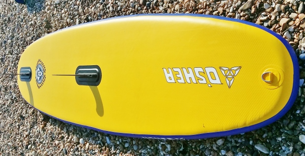O'Shea windSUP hull