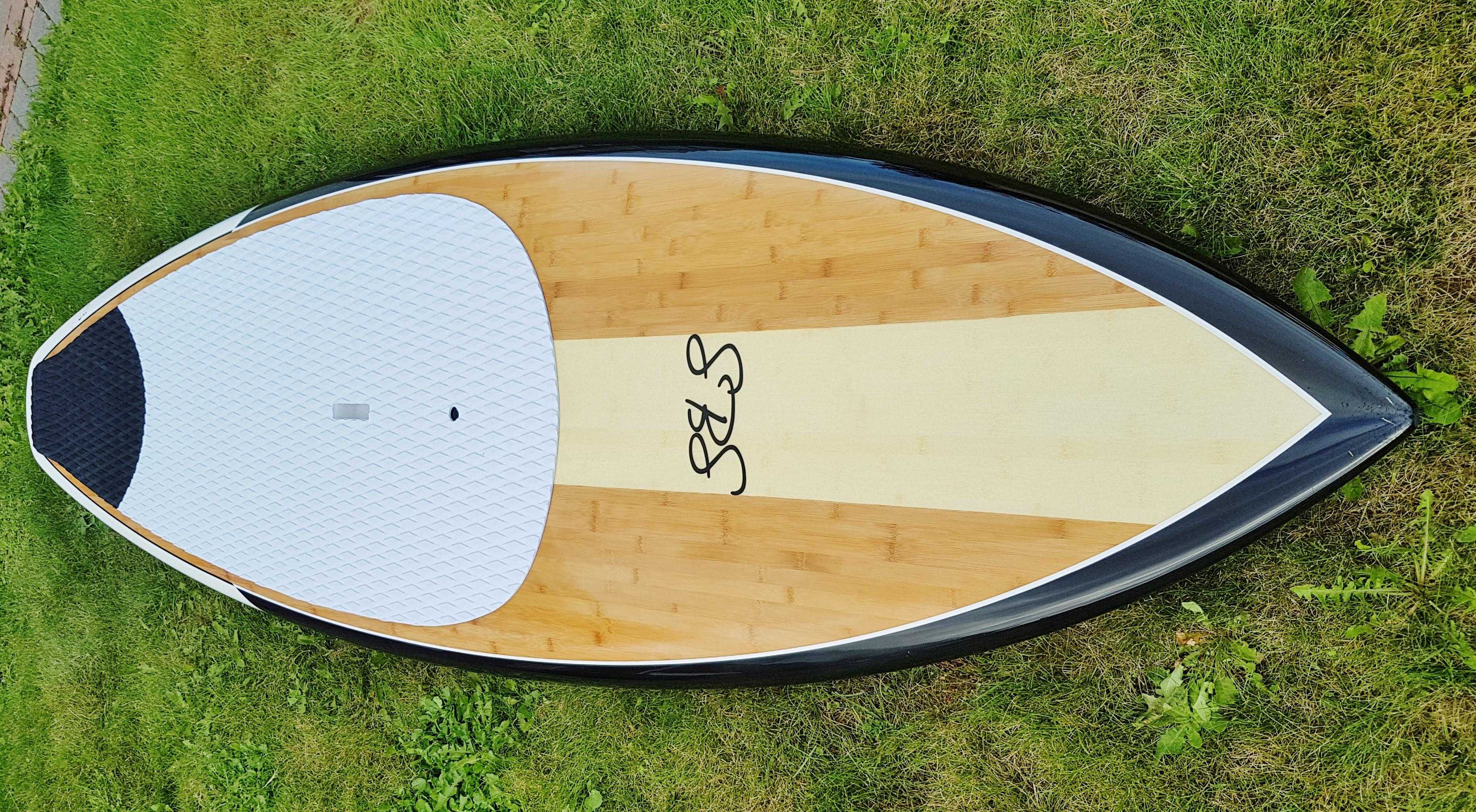 Step It Up Sbs Widow Maker 9 1 X 32 X 148l Surf Sup