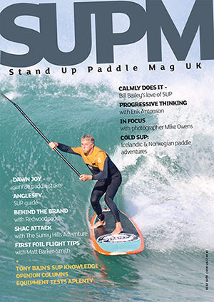 SUP Mag UK April 2018