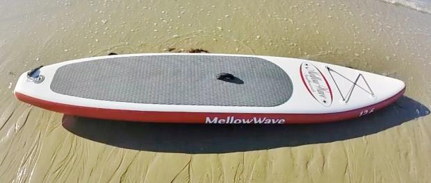 "All round fun – Mellowwave 12 6"" x 30 inflatable SUP review e42fb50ae"