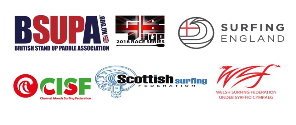 GB SUP and Paddleboard Team 2018