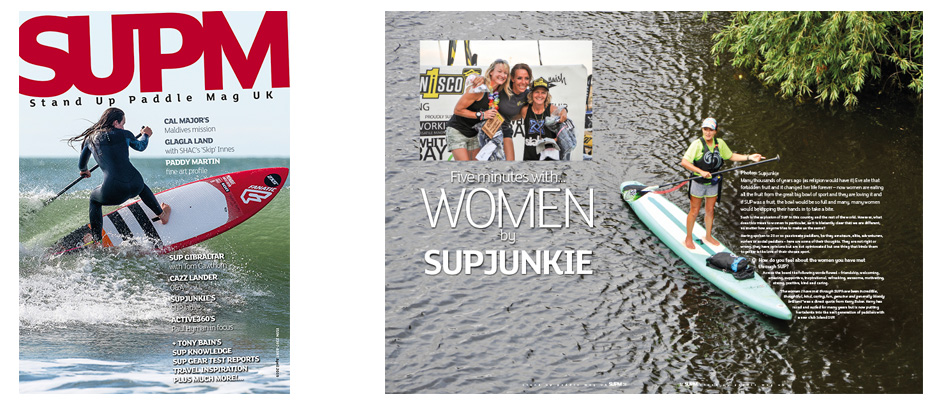 SUP Mag UK April 2019 issue