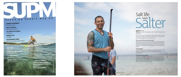 SUP Mag UK August 2019 issue