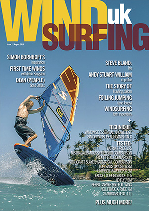 Windsurfing UK August issue 2019