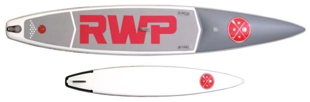 """Redwoodpaddle Funbox Pro 12'6 x 27.5"""" x 295L"""