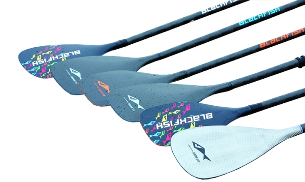 Blackfish SUP paddles
